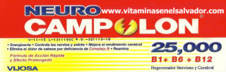 Neuro Campolon 25000 Inyeccion